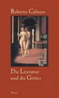 Die Literatur und die G  tter PDF