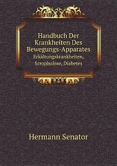 Handbuch Der Krankheiten Des Bewegungs-Apparates