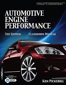 Today s Technician  Automotive Engine Performance Classroom Manual and Shop Manual PDF