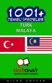 1001+ Temel İfadeler Türk - Malaya