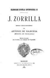 José Zorrilla: estudio crítico-biográfico
