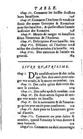 Les Oeuvres: ¬L' Art De La Gverre : Diuisé en sept Liures, Volume2
