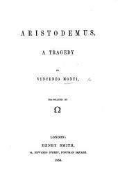 Aristodemus ... Translated by Ω..
