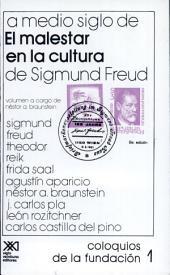 A medio siglo de el malestar en la cultura de Sigmund Freud