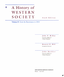History of Western Society Book