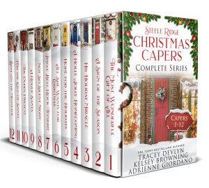 Steele Ridge Christmas Caper Box Set 5