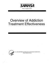 Overview of Addiction Treatment Effectiveness