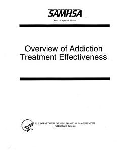 Overview of Addiction Treatment Effectiveness Book