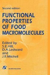Functional Properties of Food Macromolecules PDF