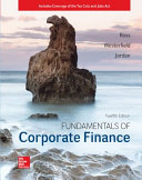 Loose Leaf for Fundamentals of Corporate Finance PDF