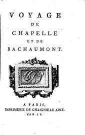 Voyages En France: Ornés De Gravures : Avec Des Notes. Voyage De Chapelle Et De Bachaumont, Volume1
