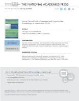 Virtual Clinical Trials PDF