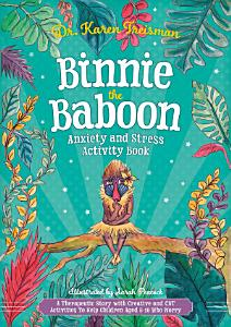 Binnie the Baboon Anxiety and Stress Activity Book PDF
