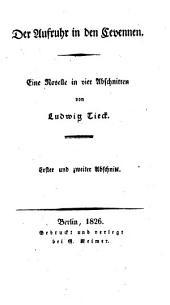 Der Aufruhr in den Cevennen: eine Novelle in vier Abschnitten, Bände 1-2