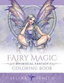 Fairy Magic   Whimsical Fantasy Coloring Book