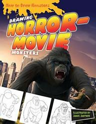 Drawing Horror Movie Monsters Book PDF