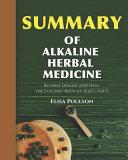 Summary Of Alkaline Herbal Medicine
