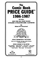 Comic Book Price Guide #16 P