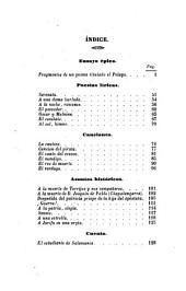 Poesías de don José de Espronceda