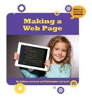 Making a Web Page PDF