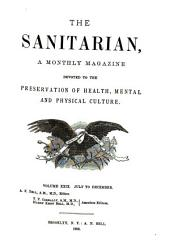 The Sanitarian: Volume 29