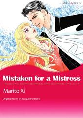 MISTAKEN FOR A MISTRESS: Mills & Boon Comics