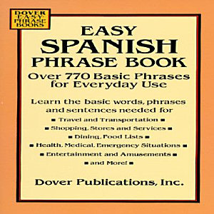 Easy Spanish Phrase Book