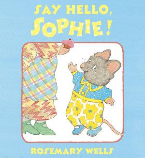 Say Hello  Sophie PDF