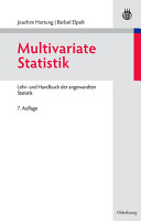 Multivariate Statistik PDF