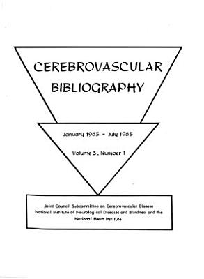 Cerebrovascular Bibliography PDF