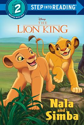 Nala and Simba  Disney The Lion King