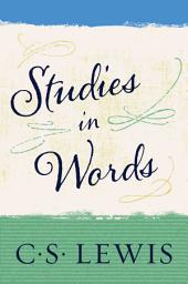 Studies in Words