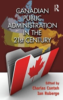 Canadian Public Administration in the 21st Century PDF