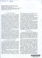 Treasury Notes of March 31  1990  Series Y 1990 PDF