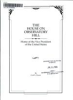 The House on Observatory Hill