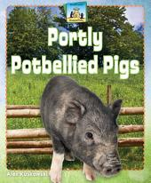 Portly Potbellied Pigs