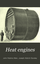Heat Engines: Steam, Gas, Steam Turbines and Their Auxiliaries