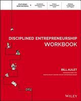 Disciplined Entrepreneurship Workbook PDF