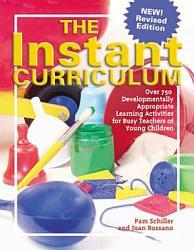 The Instant Curriculum Book PDF