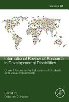 Current Issues in the Education of Students with Visual Impairments PDF