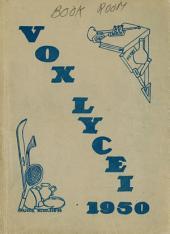 Vox Lycei 1949-1950