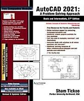 AutoCAD 2021  A Problem   Solving Approach  Basic and Intermediate  27th Edition PDF