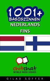 1001+ Basiszinnen Nederlands - Fins