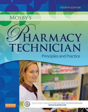 Mosby s Pharmacy Technician   E Book