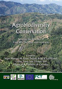 Agrobiodiversity Conservation PDF