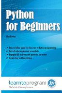 Python for Beginners PDF