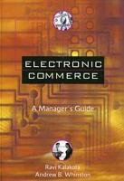 Electronic Commerce PDF