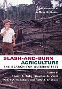Slash and Burn Agriculture Book