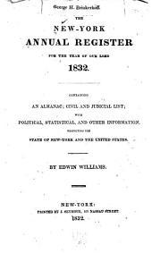 The New York Annual Register
