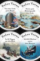 Jules Verne   Romane  Vier B  nde  PDF